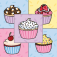 Cupcakes swatch