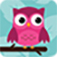 Pink Owl swatch