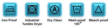 Washing Symbols Image